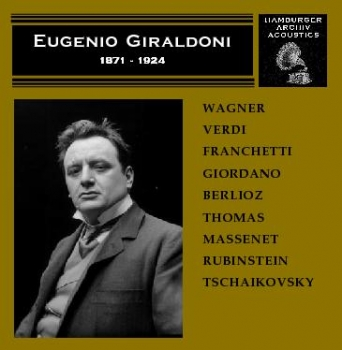 Eugenio Giraldoni (1 CD)