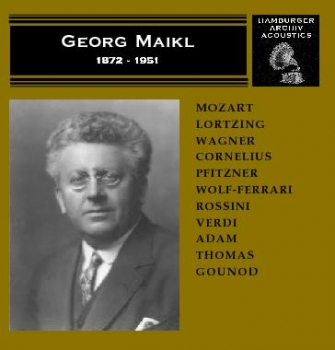 Georg Maikl (1 CD)
