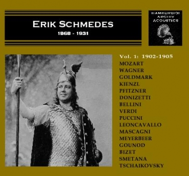 Erik Schmedes - Vol. 1 (2 CDs)