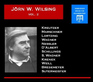 Jörn W. Wilsing - Vol. 2 (3 CDs)