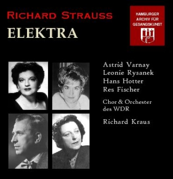 Richard Strauss - Elektra (2 CDs)