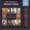 Famous Baritones - 1929-1935 - Vol. 3 (2 CDs)