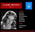 Claire Watson - Vol. 1 (4 CDs)
