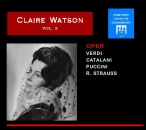 Claire Watson - Vol. 2 (4 CDs)
