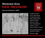 Egk - Der Revisor (2 CDs)